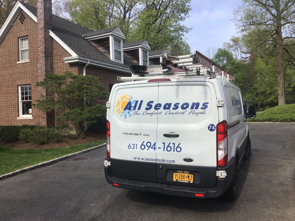 Oyster Bay, NY - Replaced condenser motor