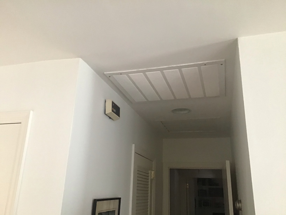 Roslyn Heights, NY - Replaced Honeywell media filter