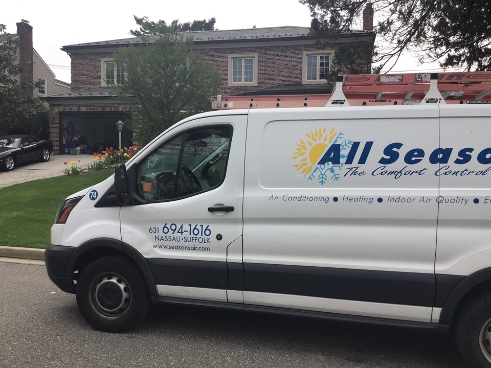 Manhasset, NY - Repaired air conditioning system