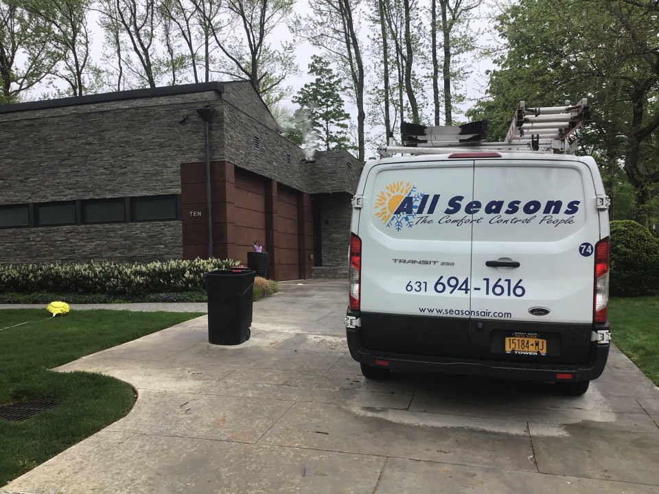 Kings Point, NY - Air conditioning inspection