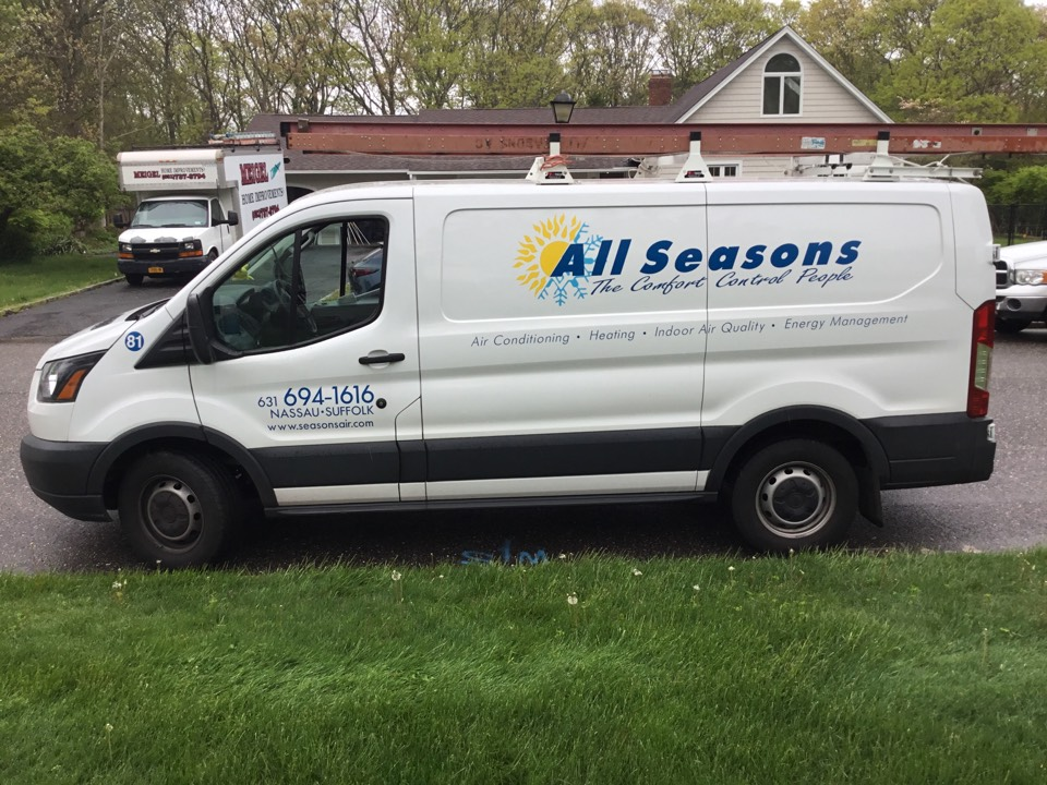 Great River, NY - Performed a spring inspection on a Lennox split system in the town of great neck