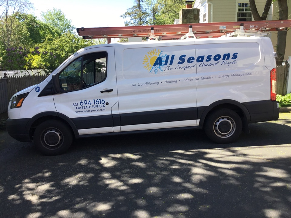 Rockville Centre, NY - Performed a spring start up I want York split system and one Daikin split system in the town of Rockville Center,