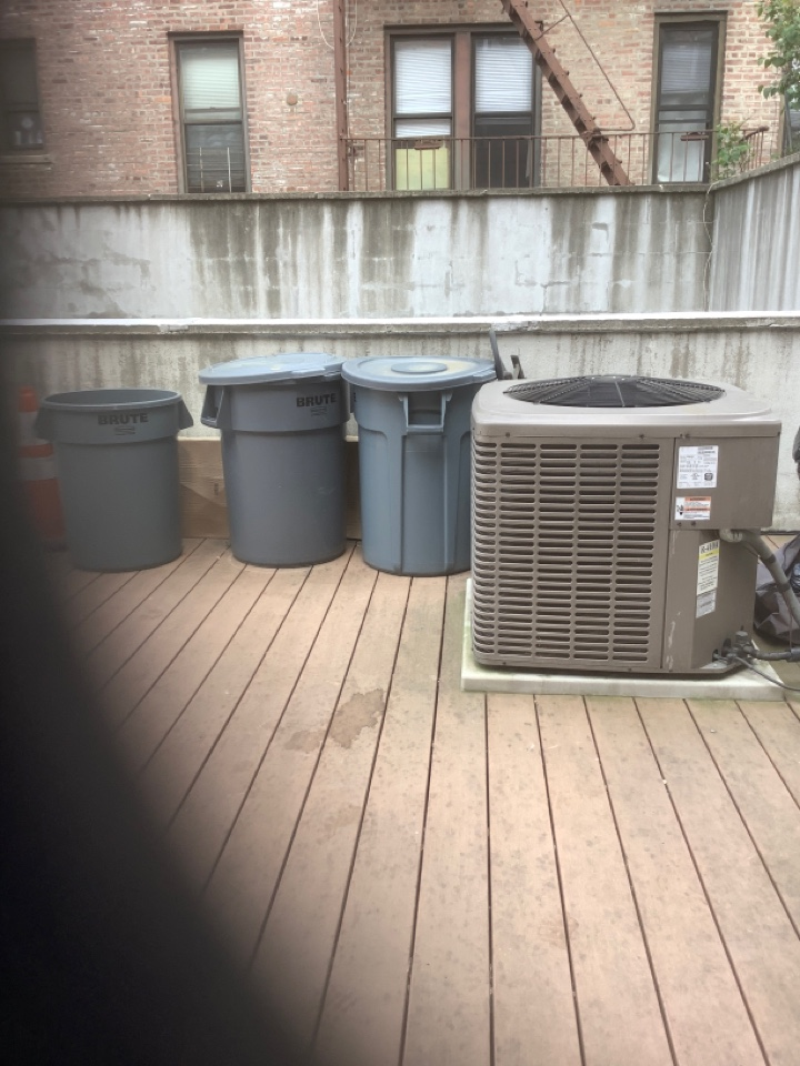 Queens, NY - Performed maintenance on one York split system in Corona
