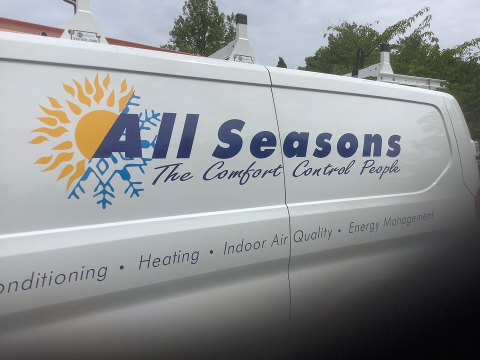 Roslyn, NY - Performed maintenance on two Daikin split systems and one Daikin ductless system in North Hills