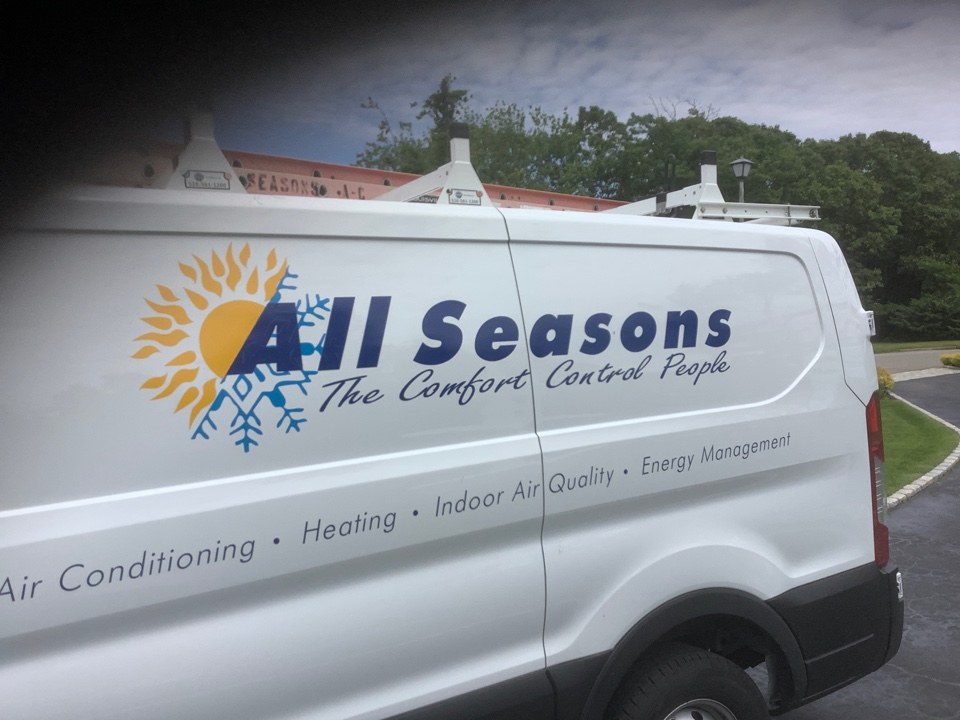 East Islip, NY - Performed maintenance on two Sun Therm split systems in East Islip