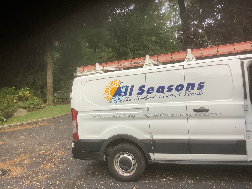 Syosset, NY - Performed maintenance on one Burnham boiler ,two York fan copious and one Daikin fan coil In Syosset