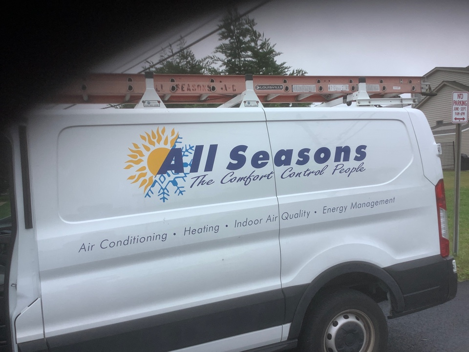 Shirley, NY - Performed maintenance on one Carrier heat pump in Shirley