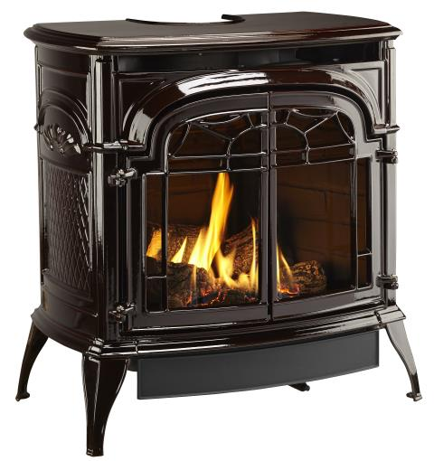 Deming, WA - Performed a Vermont Castings gas stove installation for the Ringseis family in Glacier, WA.