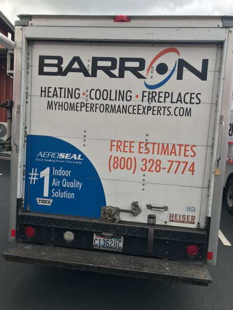 Langley, WA - Installed a Heatilator ND I30-C Gas Insert for a Lady in Langley, WA 98260.