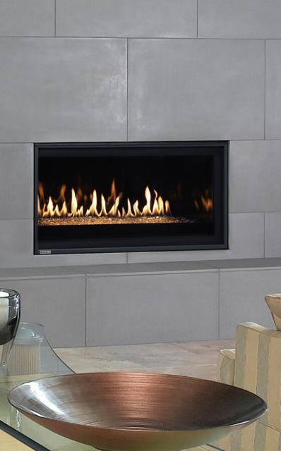 Clinton, WA - Sold a Montigo P38DFL1-2 Gas Fireplace to a Company out of the Marysville, WA Showroom.