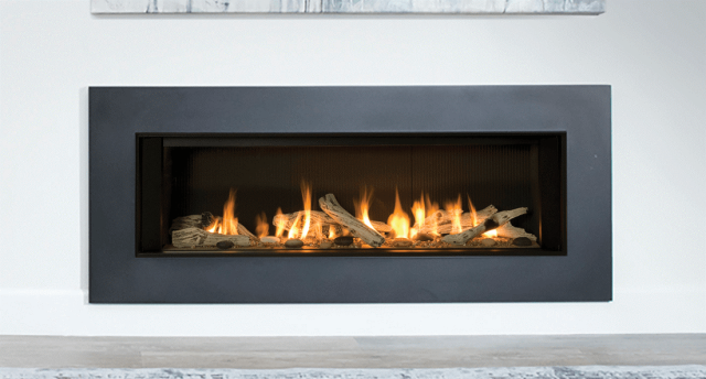 Anacortes, WA - Sold a Valor 1600JN Gas Fireplace to a Construction Company out of the Burlington, WA Showroom.