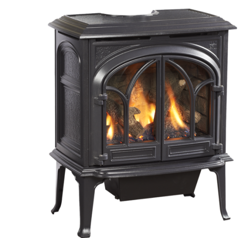 Lopez Island, WA - Sold a Jotul Gas Stove to a Construction Company out of the Ferndale, WA Showroom.