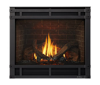 Freeland, WA - Sold a Heat & Glo SlimLine 5XLP-IFT Gas Fireplace to a Construction Company out of the Ferndale, WA Showroom.