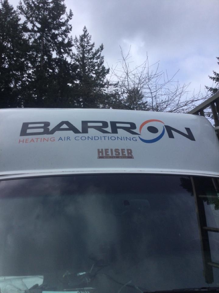Bellingham, WA - Installing trim piece for family in Bellingham, Wa