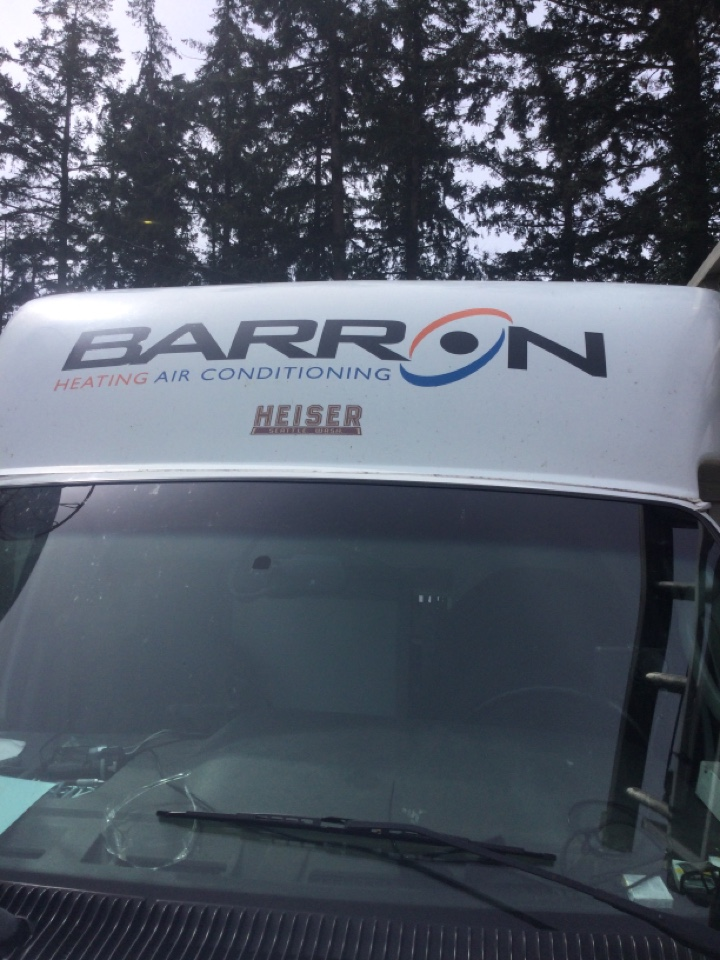 Oak Harbor, WA - Installing gas line and insert for family in Oak Harbor, Wa