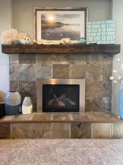 Ferndale, WA - Performing a fireplace insert install for a customer in Ferndale, WA.