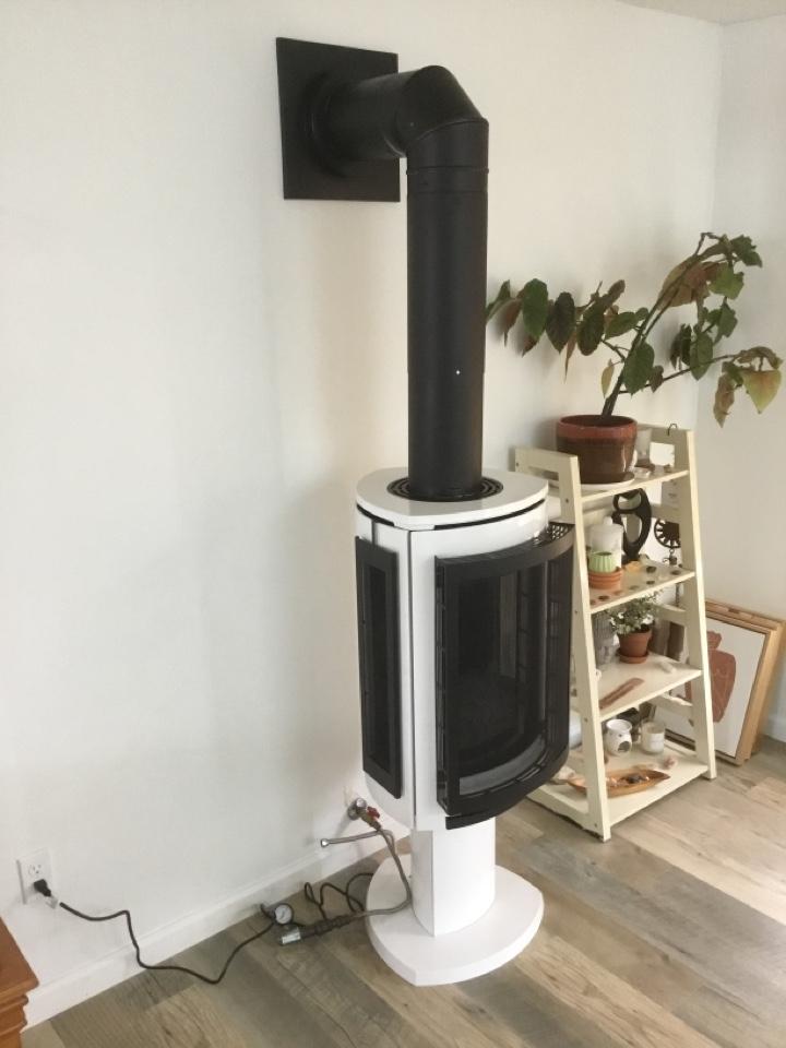 Burlington, WA - Gas stove install