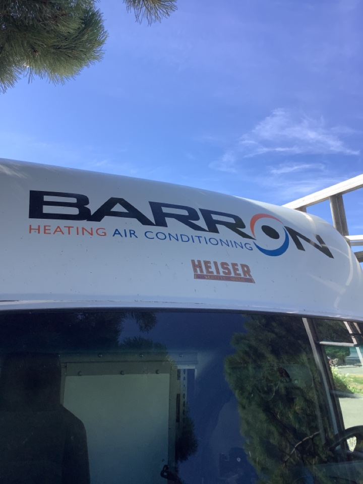 Blaine, WA - Installing gas insert and gas line for family in Blaine, Wa