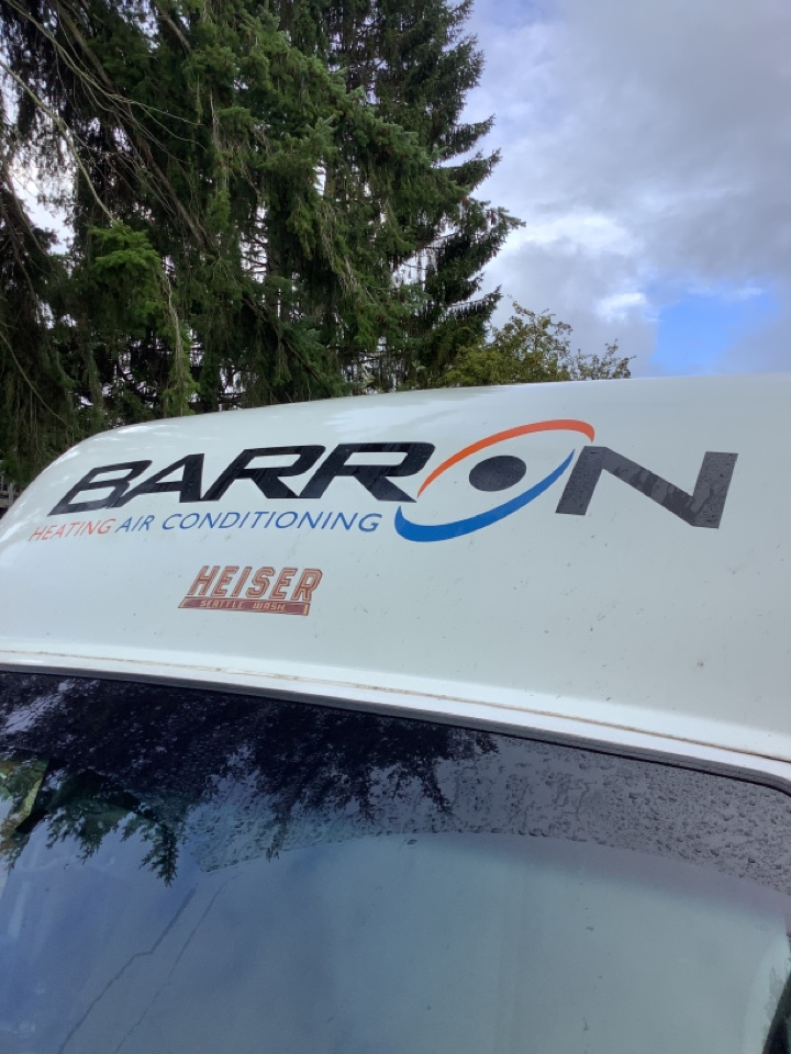 Burlington, WA - Installing new gas insert for family in Burlington, Wa