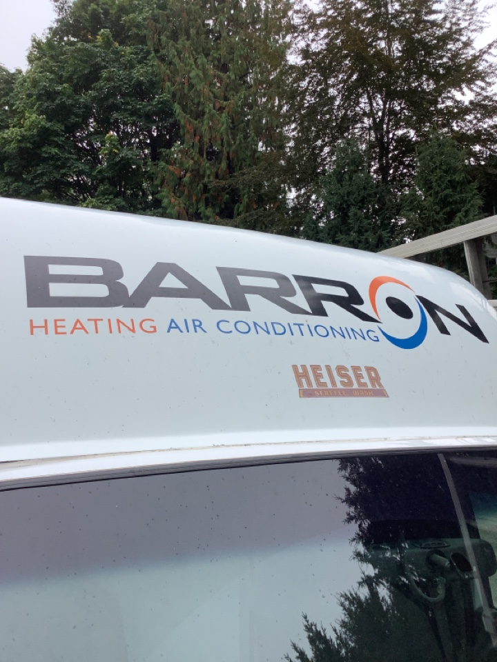Everett, WA - Installing gas line and gas insert for family in Everett, Wa.