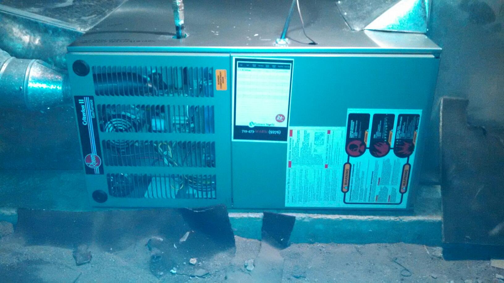 Furnace Repair And Air Conditioner Repair In Colorado