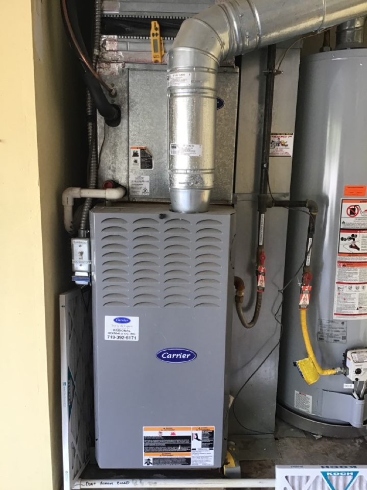Colorado Springs, CO - Furnace Tune Up and Safety Inspection!