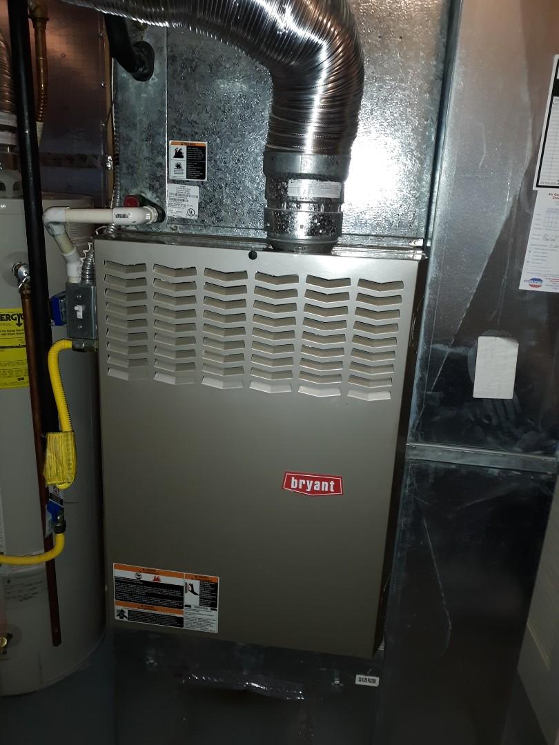 Peyton, CO - Furnace tune up Bryant furnace