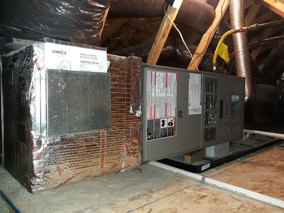 Colorado Springs, CO - Repair on lennox natural gas furnace.