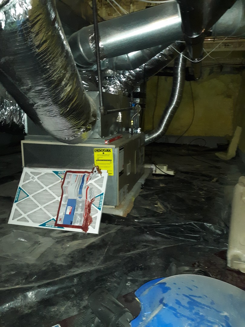 Fountain, CO - Tune up on armstrong natural gas furnace.
