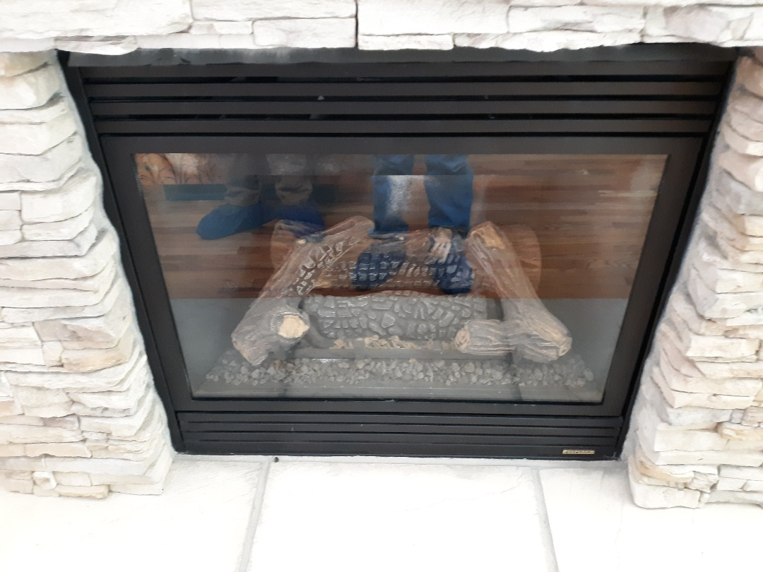 Colorado Springs, CO - Superior gas fireplace tune-up
