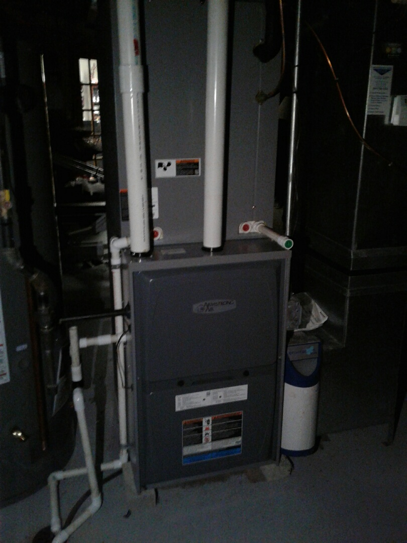 Lake Villa, IL - Performed annual maintenance Amana