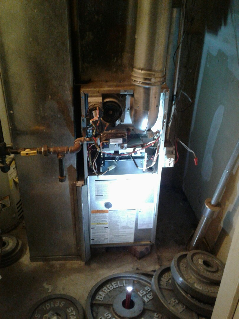 Round Lake, IL - Performed carrier ignitor replacement