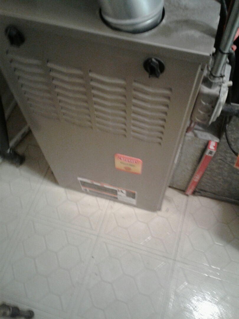 Libertyville, IL - Furnace inspection  Bryant.