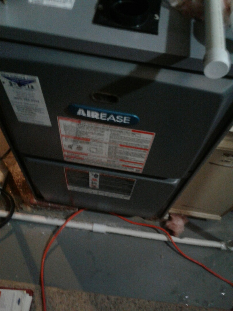 Antioch, IL - Furnace inspection on airease.
