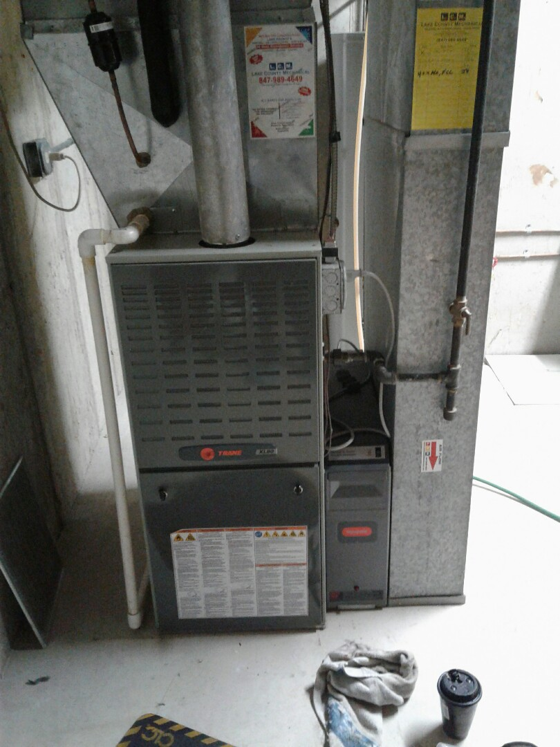Antioch, IL - Furnace Ac clean check