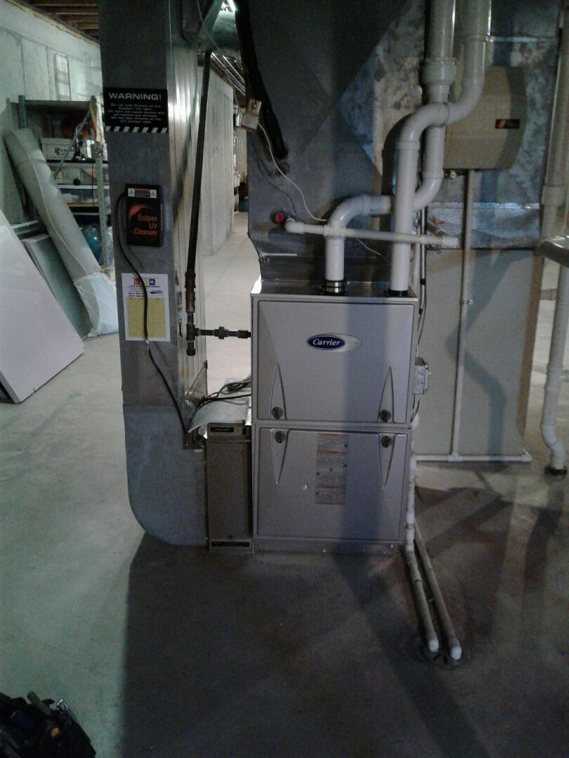 Gurnee, IL - Carrier install