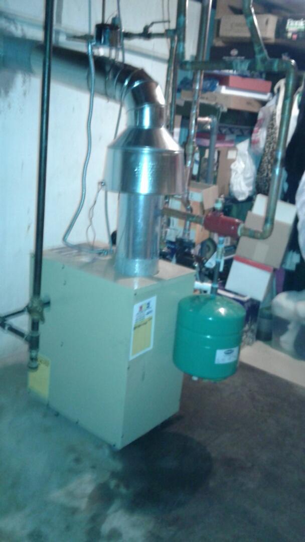 Antioch, IL - New boiler