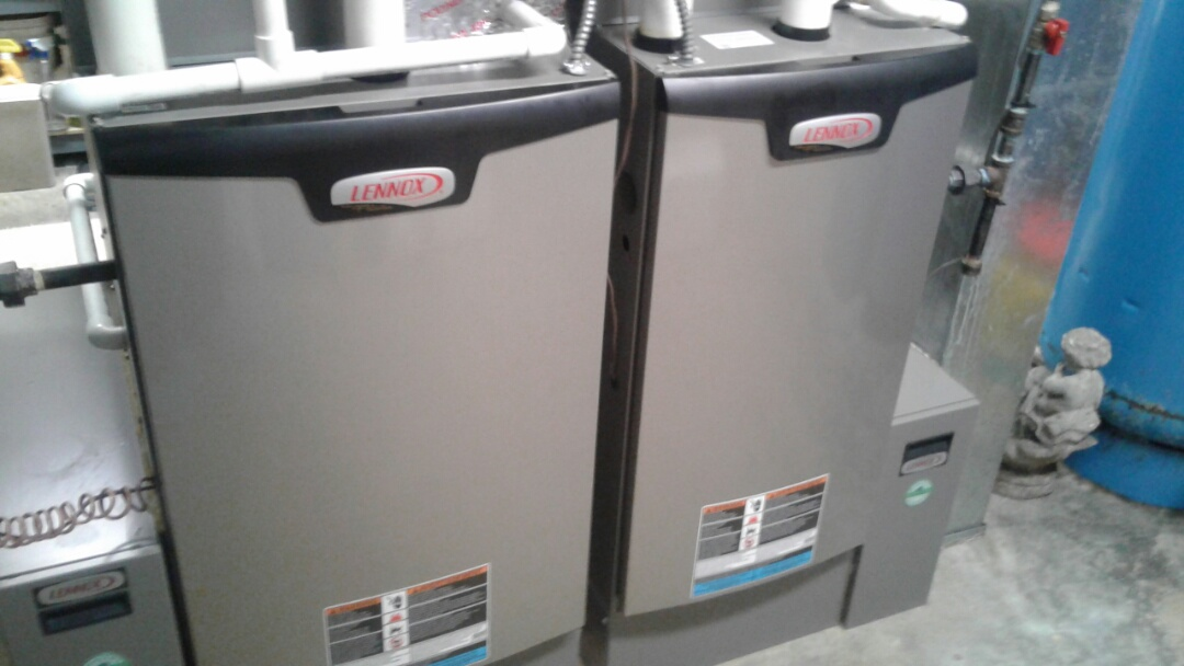 Spring Grove, IL - Furnace inspection on lennox
