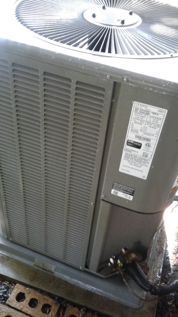 Gurnee, IL - Furnace inspection on Lennox