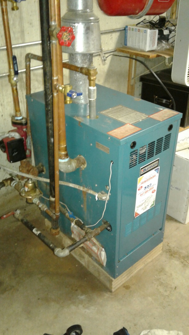 Gurnee, IL - Boiler maintenance