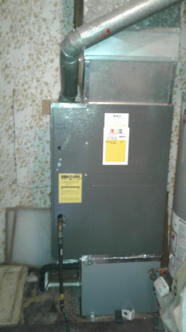 Mundelein, IL - Furnace inducer motor repair on Goodman