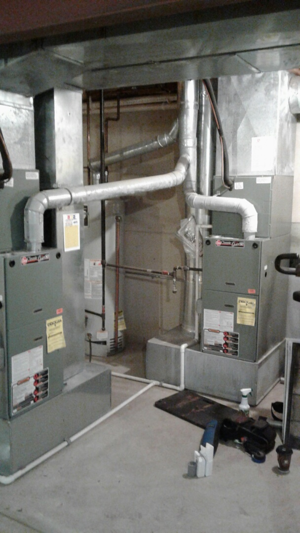 Round Lake, IL - Rheem inspected