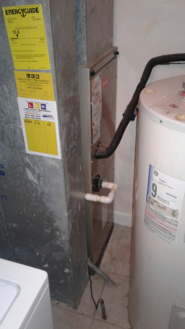 Gurnee, IL - Bryant electric heat clean and check