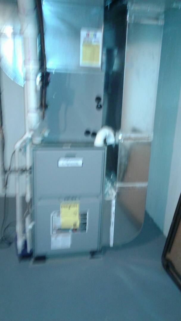Waukegan, IL - Furnace clean and check