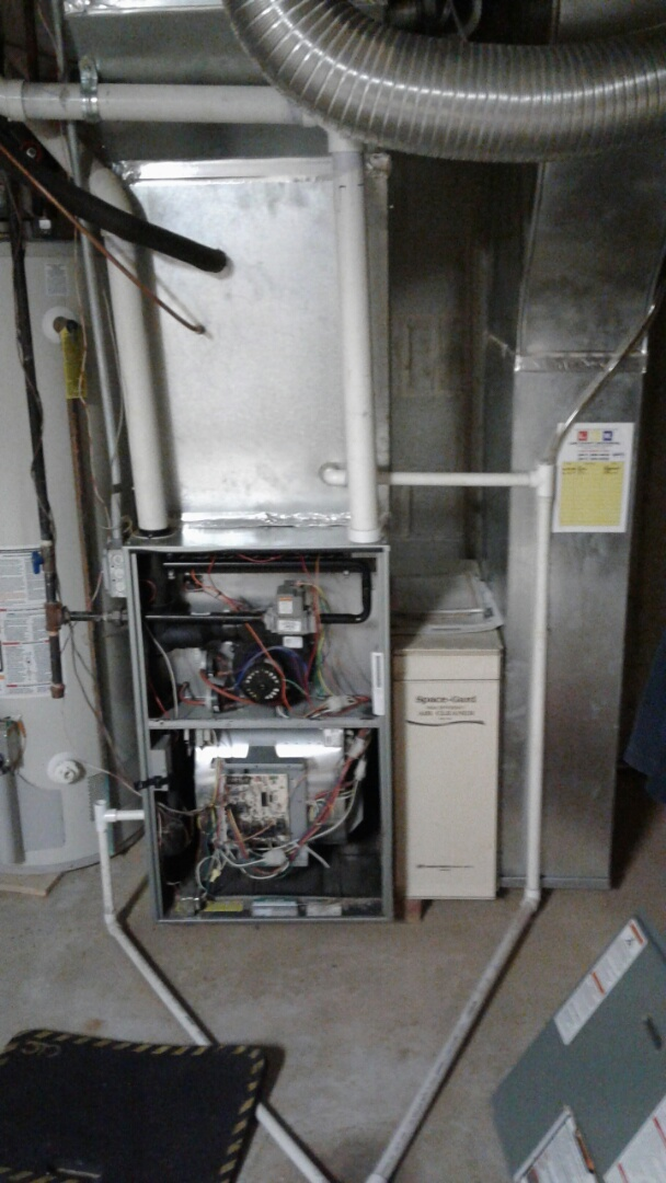 Gurnee, IL - Furnace inspection