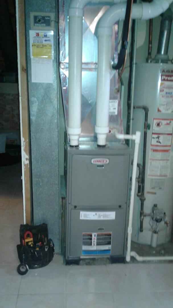Winthrop Harbor, IL - Lennox furnace repair