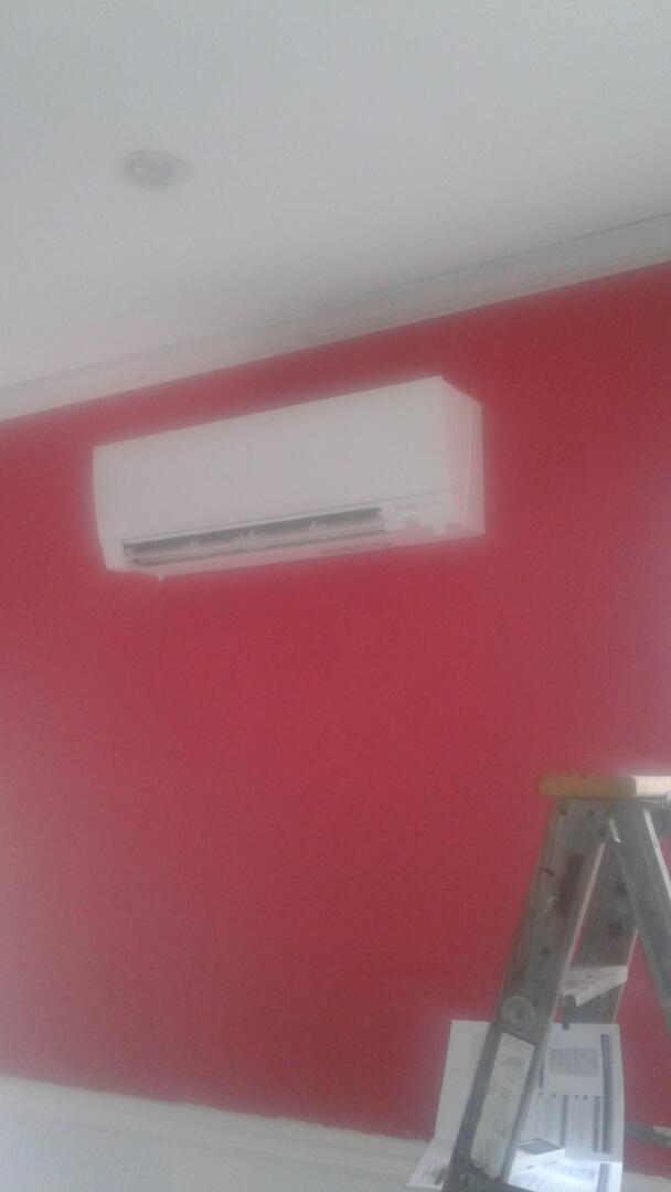 Mundelein, IL - New heat pump installation