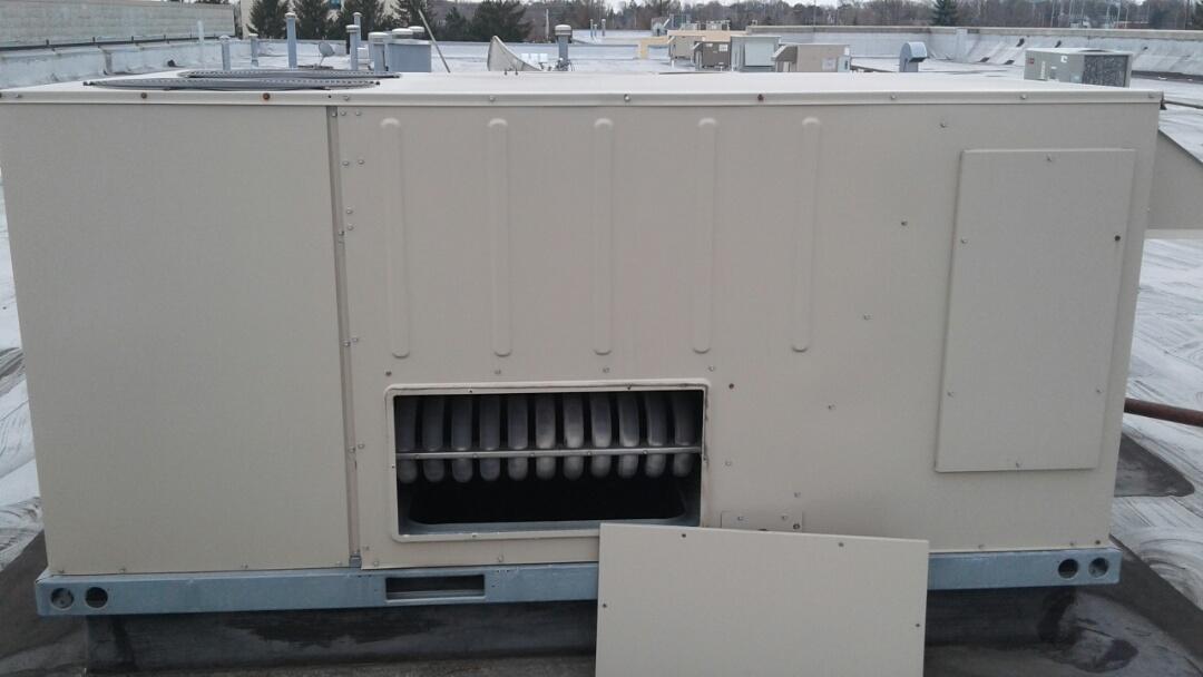 Gurnee, IL - Furnace inspection on