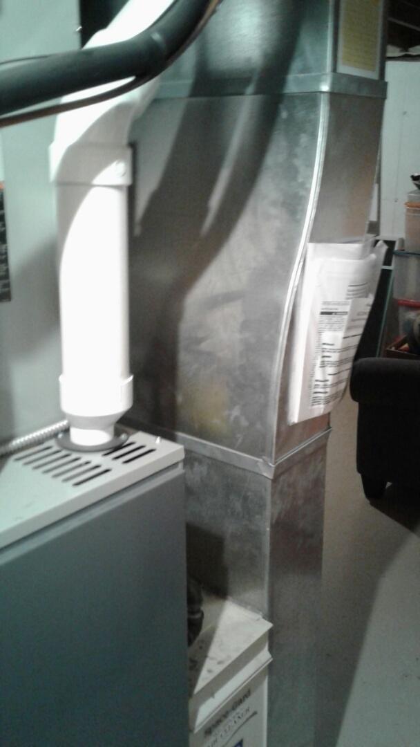 Antioch, IL - Furnace inspection on American standard