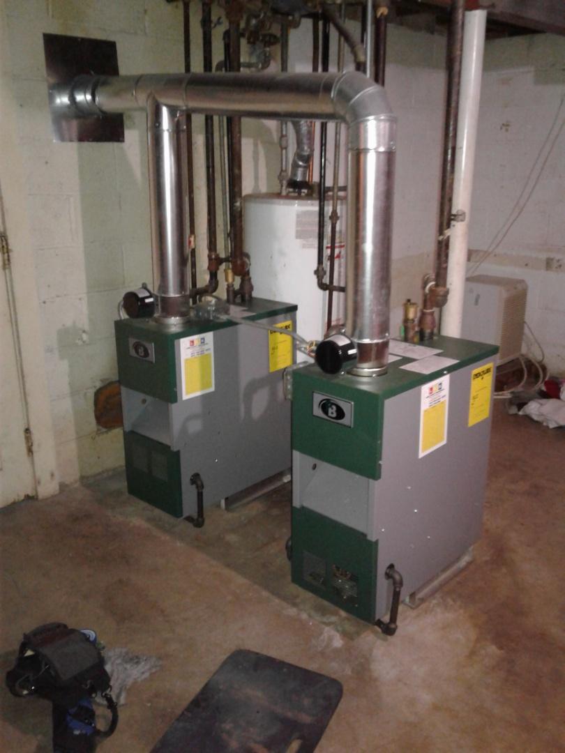 Waukegan, IL - boiler inspected